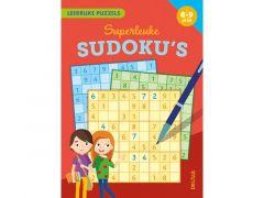 Leerrijke Puzzels - Superleuke Sudoku'S (8-9 Jaar) Fsc Mix 70%
