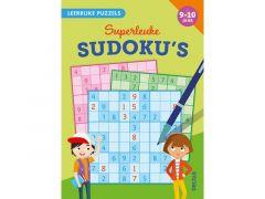 Leerrijke Puzzels - Superleuke Sudoku'S (9-10 Jaar) Fsc Mix 70%