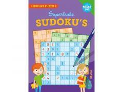 Leerrijke Puzzels - Superleuke Sudoku'S (10-12 Jaar) Fsc Mix 70%