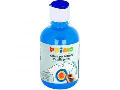 Primo Textielverf Acrylic Flacon Met Doseerdop Cyaanblauw 300Ml