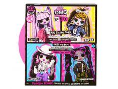 L.O.L. Surprise Omg Remix- Aa Doll- Honey Bun