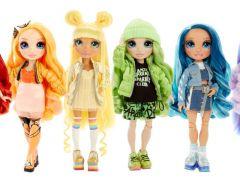 Rainbow Highfashion Doll- Poppy Rowan