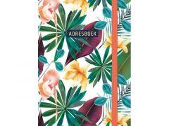 Adresboek Klein - Tropical