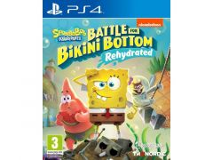 Ps4 Spongebob Squarepants: Battle For Bikini Bottom