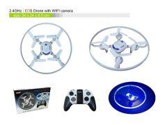R/C Leds Quadcopter Met Camera En Wifi