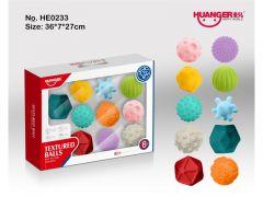 Huanger Textured Balls 6M+