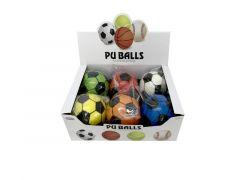 Zachte Pu Voetbal 15Cm Prijs Per Kleur