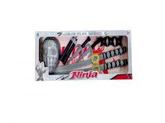 Ninja Speelset Met Zwaarden En Masker
