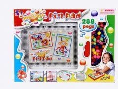 Mosaic Pinpad Bord Met Druksteentjes