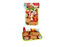 Happy Burger Shop Fastfood Set