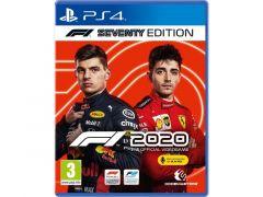 Ps4 Formula 1 2020 Seventy Edition