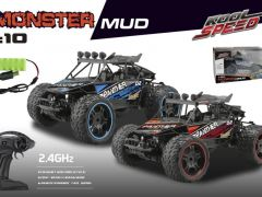 R/C Monster Mud