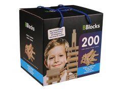 Bblocks 200 St. Blank In Kartonnen Doos