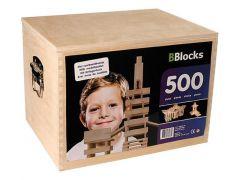 Bblocks 500 St. In Houten Kist