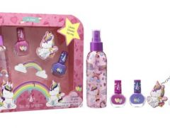 Eau My Unicorn Edt 100Ml + Keyring + Manicure Kit