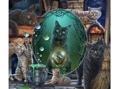 Rainbow Loom Crystal Art Kit  Magical Cats Montage Lisa Parker 90X65Cm