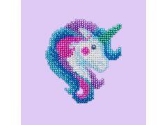 Rainbow Loom Miniart Crafts Unicorn 12X12Cm