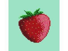 Rainbow Loom Miniart Crafts Strawberry 12X12Cm