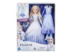 Frozen 2 Elsa En Anna Met Magische Outfits