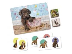 Clementoni Edukit 4 In 1 Puppies