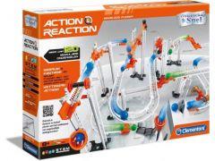 Clementoni Action & Reaction Track & Platform + Crossroads