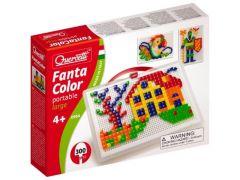 Quercetti 00954 Fantacolor Insteekparels 300 Stuks