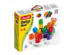 Quercetti 04160 Daisy Maxi 21 Delige Blokkendoos