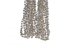 Kralenketting Plastic Diamant Dia0.5X270Cm Champagne