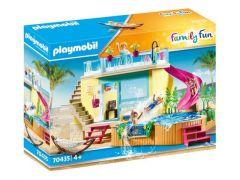 Play 70435 Bungalow Met Zwembad