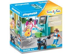 Play 70439 Vakantiegangers Met Geldautomaat