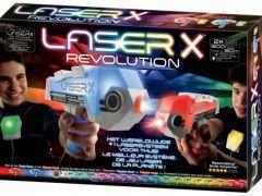 Laser X Double Set Revolution