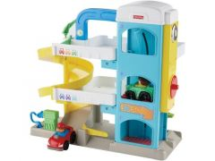 Fisher Price Garage Little People