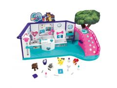 Vet Squad Clinic Playset