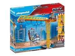 Playmobil 70441 R/C Bouwkraan Met Bouwonderdeel