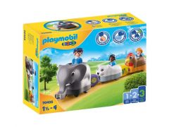 Playmobil 70405 Dierentrein