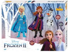 Hama Giftbox Disney Frozen Ii 4000St.