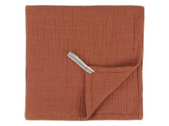 Les Reves Danais Tetra Doek  55 X 55  Bliss Rust