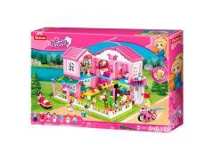 Sluban Girl'S Dream Speelhuis