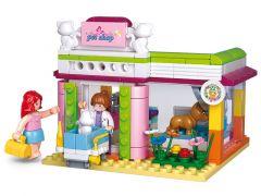 Sluban Girl'S Dream Dierenwinkel
