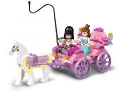 Sluban Girl'S Dream Prinsessen Koets