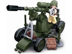 Sluban Wwii 4-In-1 Army One Model