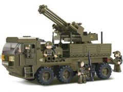 Sluban Army Zware Vrachtwagen