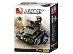 Sluban Army Gepantserd Voertuig