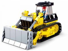 Sluban Town Construction Bulldozer