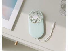 Mykelys Mini Ventilator Slim Mint