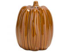 Pompoen Pumpkin Skin Roest 12X12Xh15,5Cm