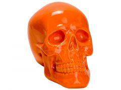 Doodskop Shiny Oranje 10X6,7Xh7,1Cm Ker