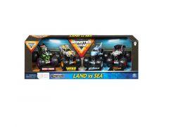 Monster Jam - 4-Pack Vehicles