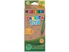 Carioca Eco Family - Tita Kleurpotloden - 12 Stuks