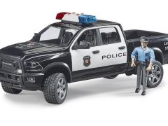 Bruder 02505 Ram 2500 Police With Policeman
